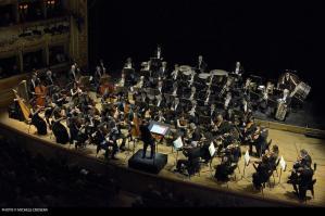 [Si chiude il Festival con l'Orchestra di Padova e del Veneto e il violino di Anna Tifu]