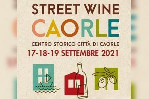 [Vino e specialità del territorio allo Street Wine Caorle]