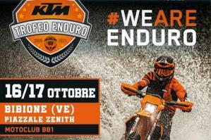[A Bibione la tappa finale del Trofeo Enduro KTM]