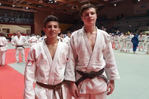 [Il Judo Kiai Atena ai Campionati Italiani Cadetti di Ostia]