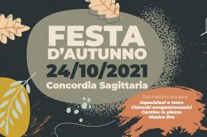 [Esposizioni ed enogastronomia alla Festa d'Autunno a Concordia Sagittaria]